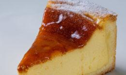 ママのベイクドチーズケーキ